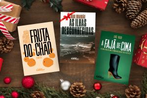 Top Azores: 12 Livros Made in Azores que deve oferecer neste Natal!