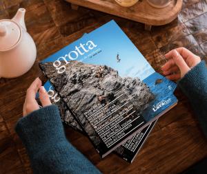 """Conhece em primeira mão o 3.º número da revista """"grotta – arquipélago de escritores"""""""