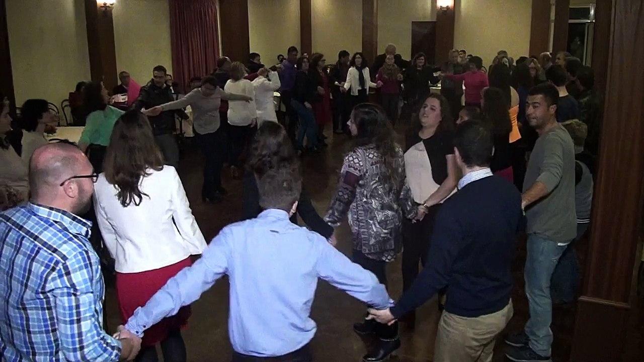 Bailes Regionais na Sociedade União Urzelinense