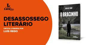 """Desassossego Literário: Recensão crítica ao livro """"O Bracinho"""", de Carlos Tomé"""