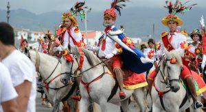 Top Azores: A Tradição das Cavalhadas de São Pedro na Ribeira Grande (São Miguel)