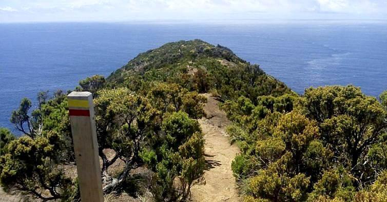 Trilho entre Montes, Geologia e História – PN Faial