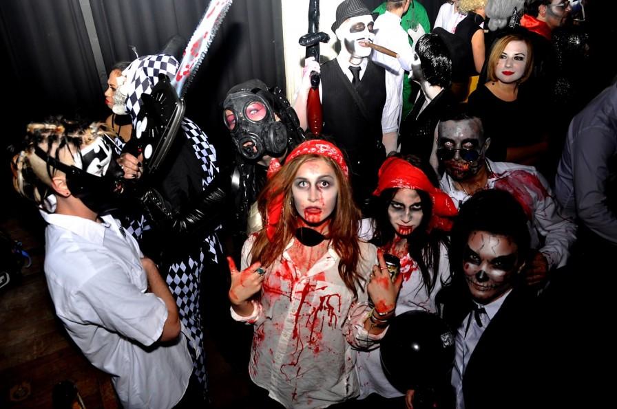 Halloween no Raiz Club