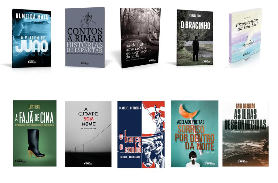 Top Azores: As 17 melhores primeiras linhas de alguns livros editados pela Letras Lavadas