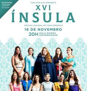 XVI Ínsula – Festival Nacional de Tunas Femininas 2019