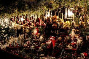 Mercado de Natal da Vila de Porto Judeu