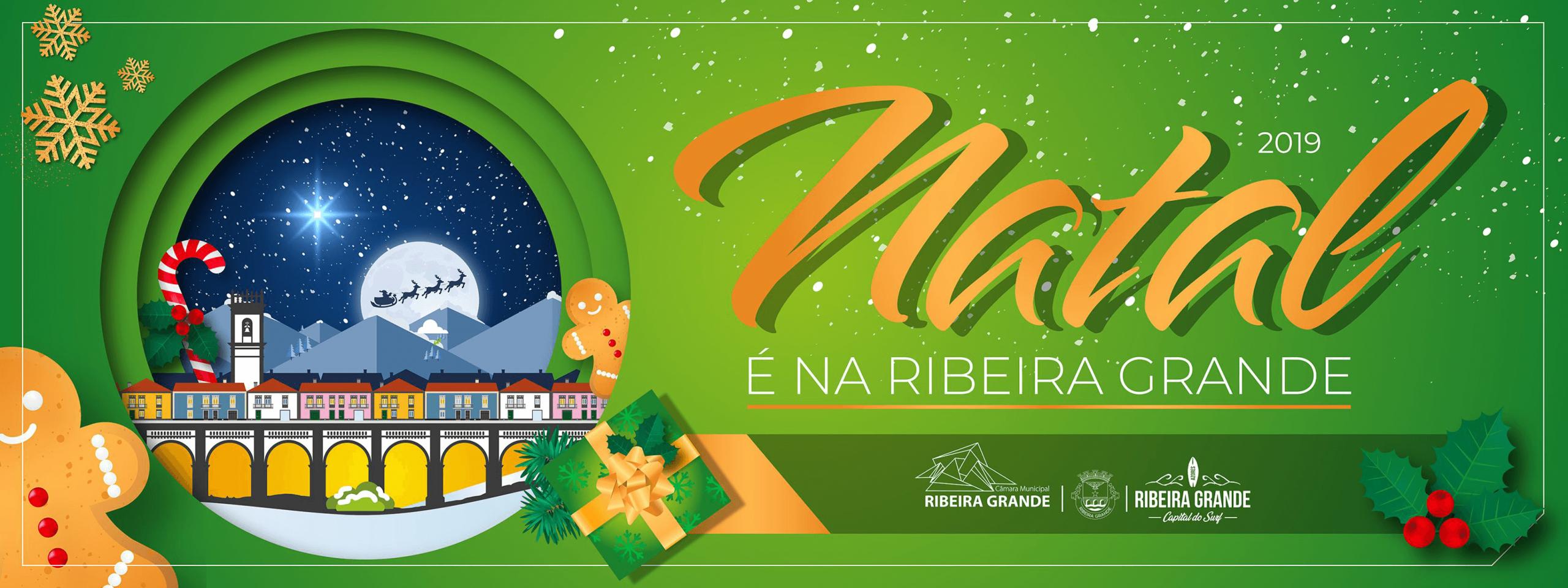 Ano Novo é na Ribeira Grande 2019