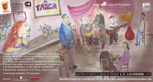 A Tasca | espetáculo de inspiração fadística | Grupo de Teatro A Sala