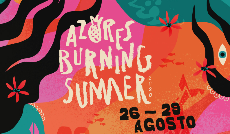 Azores Burning Summer 2020