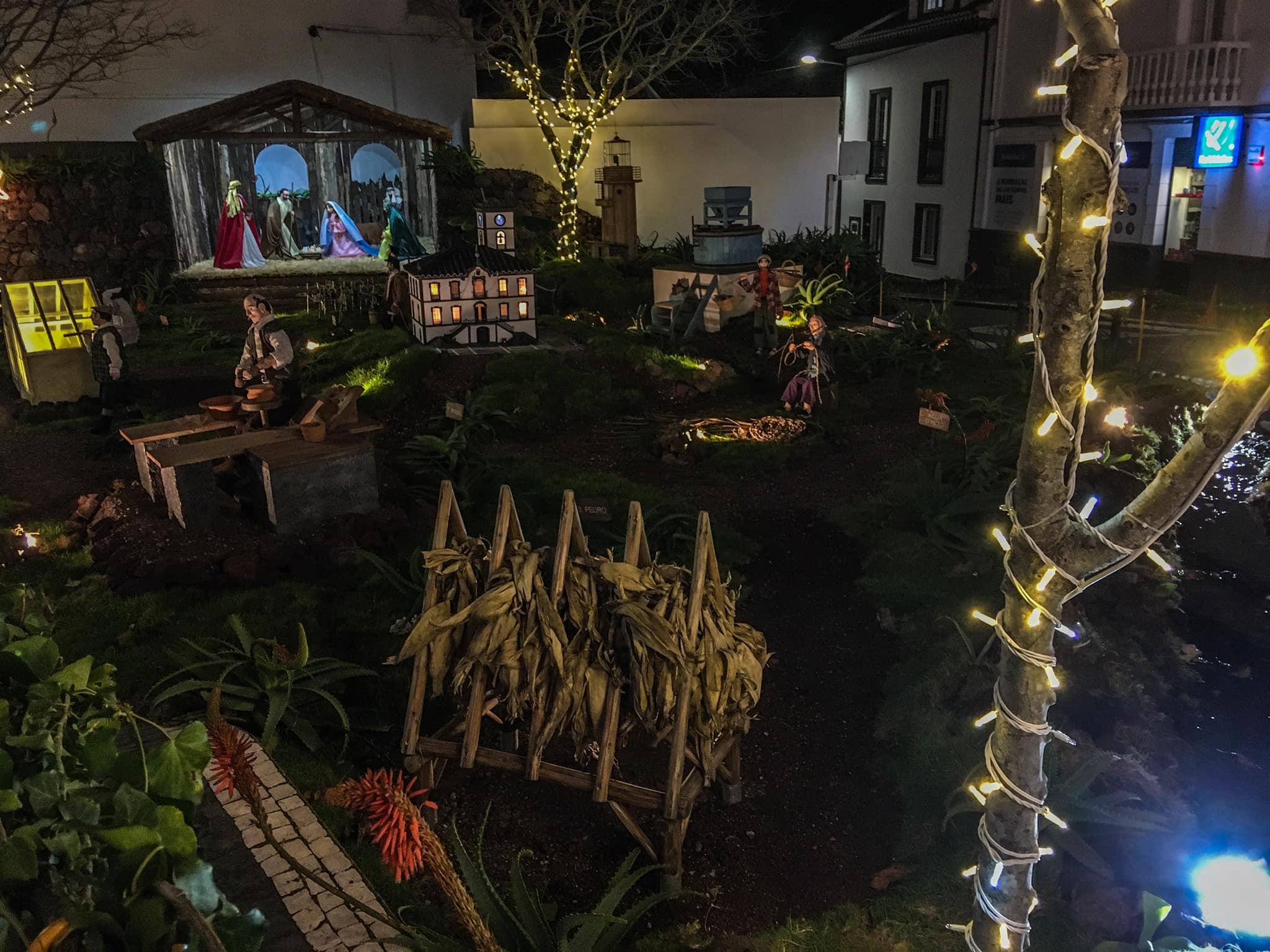Natal Vila Franca do Campo 2020