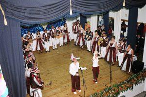 Carnaval na Vila de Porto Judeu