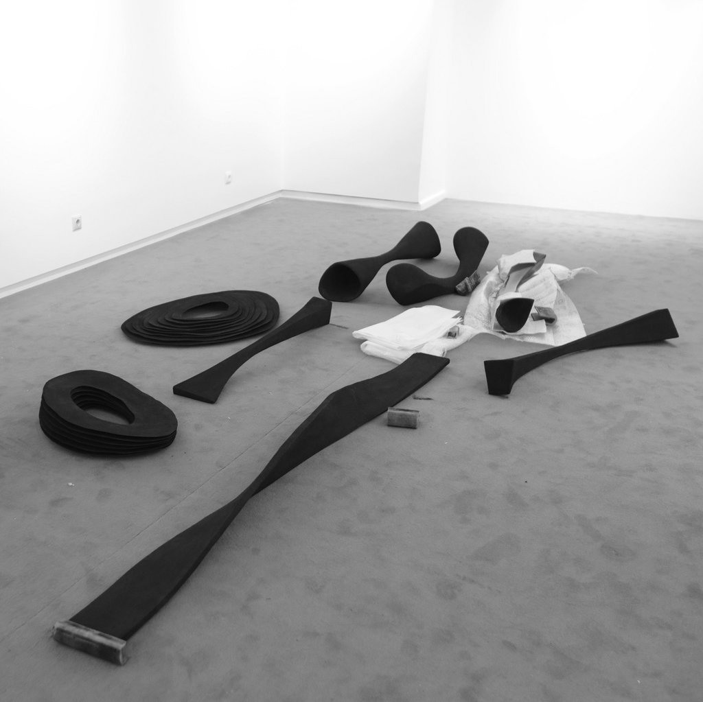 Exposição Um vazio presente de Filipe Franco