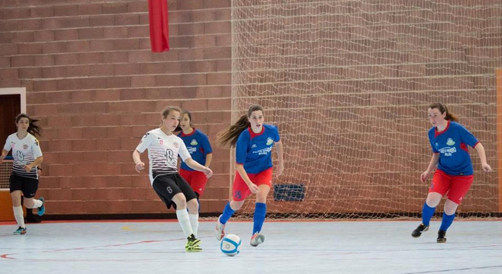 torneio de futsal feminino