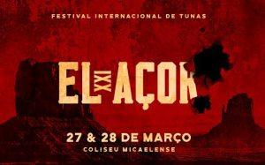 XXI El Açor – Festival Internacional de Tunas 2020