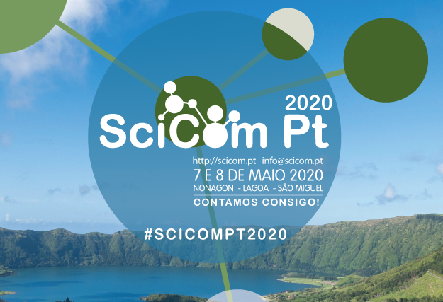 8.° Congresso SciComPT 2020 (CANCELADO)