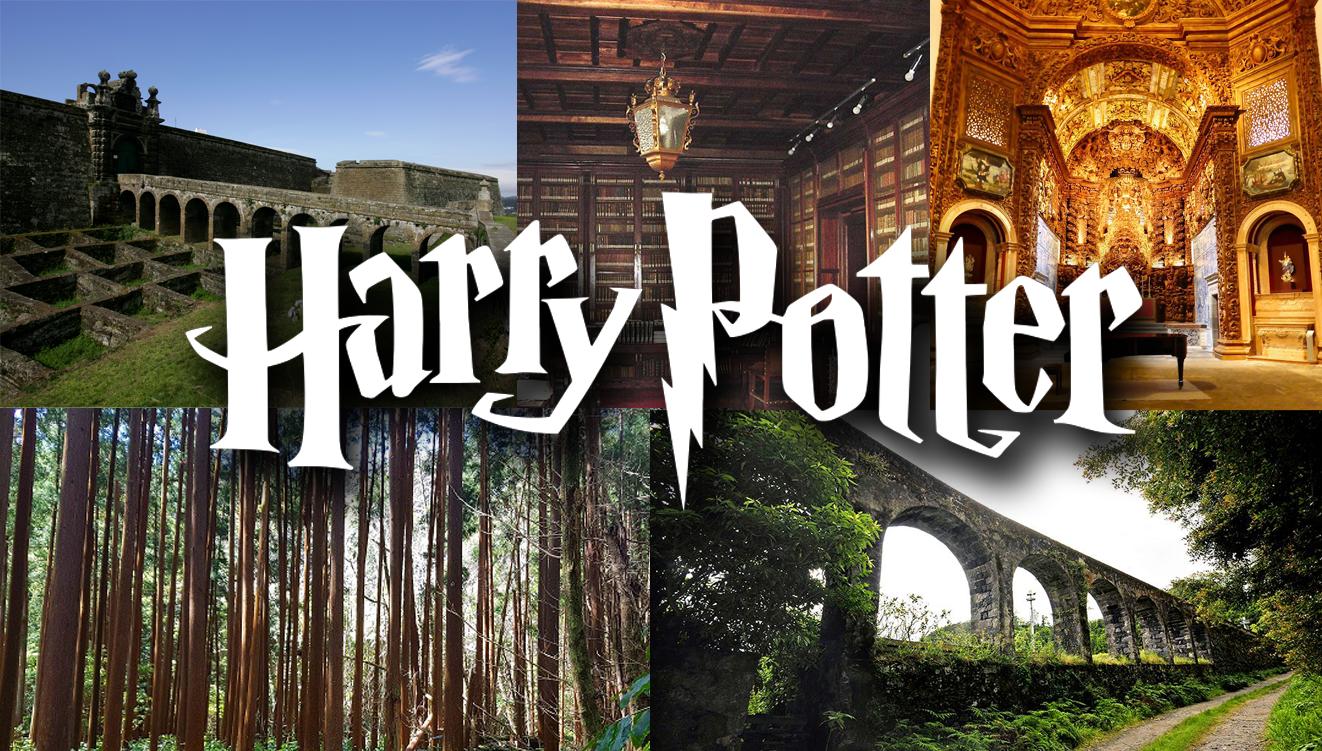 10 Locais nos Açores que lembram o imaginário de Harry Potter