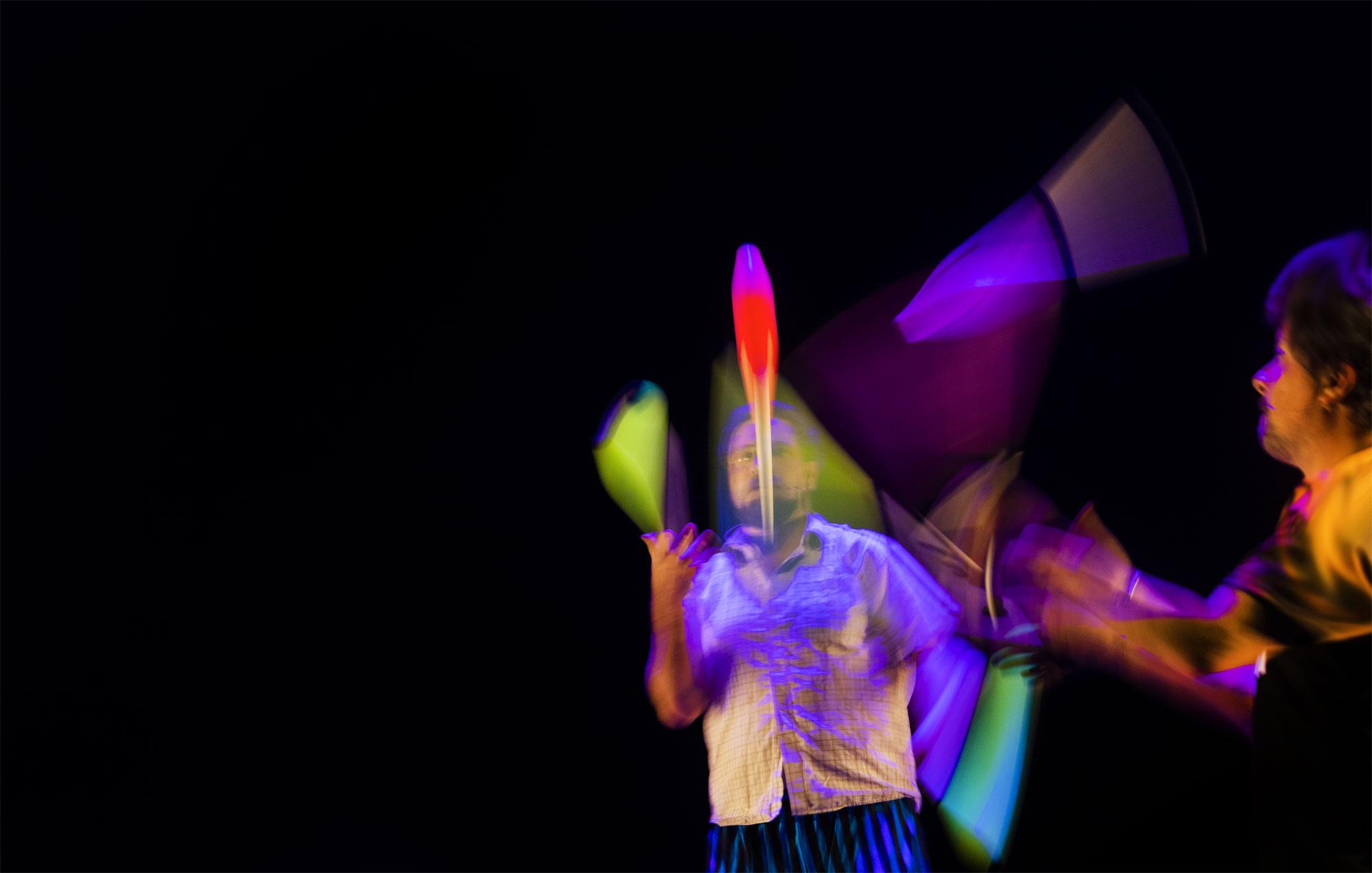 Espetáculo 3x3x3 – Convenção de Circo do Atlântico