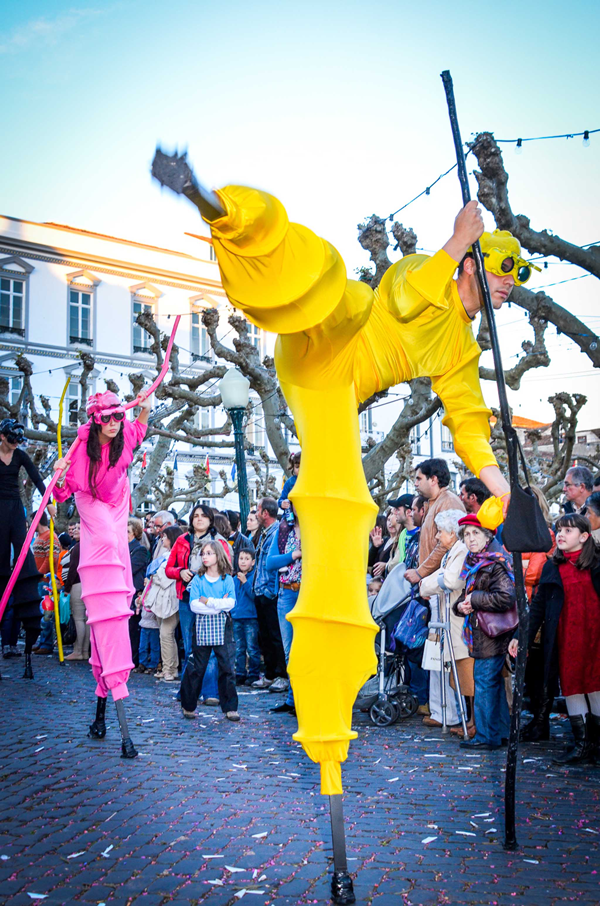Corso de Carnaval de Ponta Delgada 2020