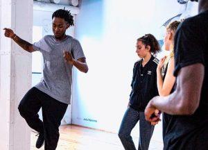 Workshop Dança para Tod@s