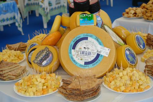festa do queijo açoriano