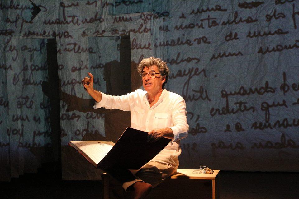 Teatro: Autobiografia Autorizada com Paulo Betti (CANCELADO)