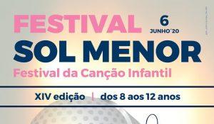 XIV Festival da Canção Infantil Sol Menor 2020