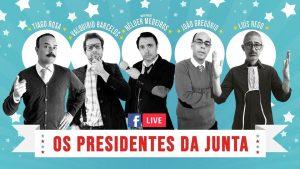 Mini Entrevista aos Presidentes da Junta