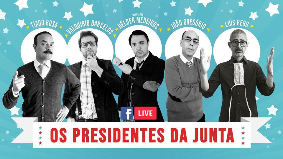 presidentes da junta