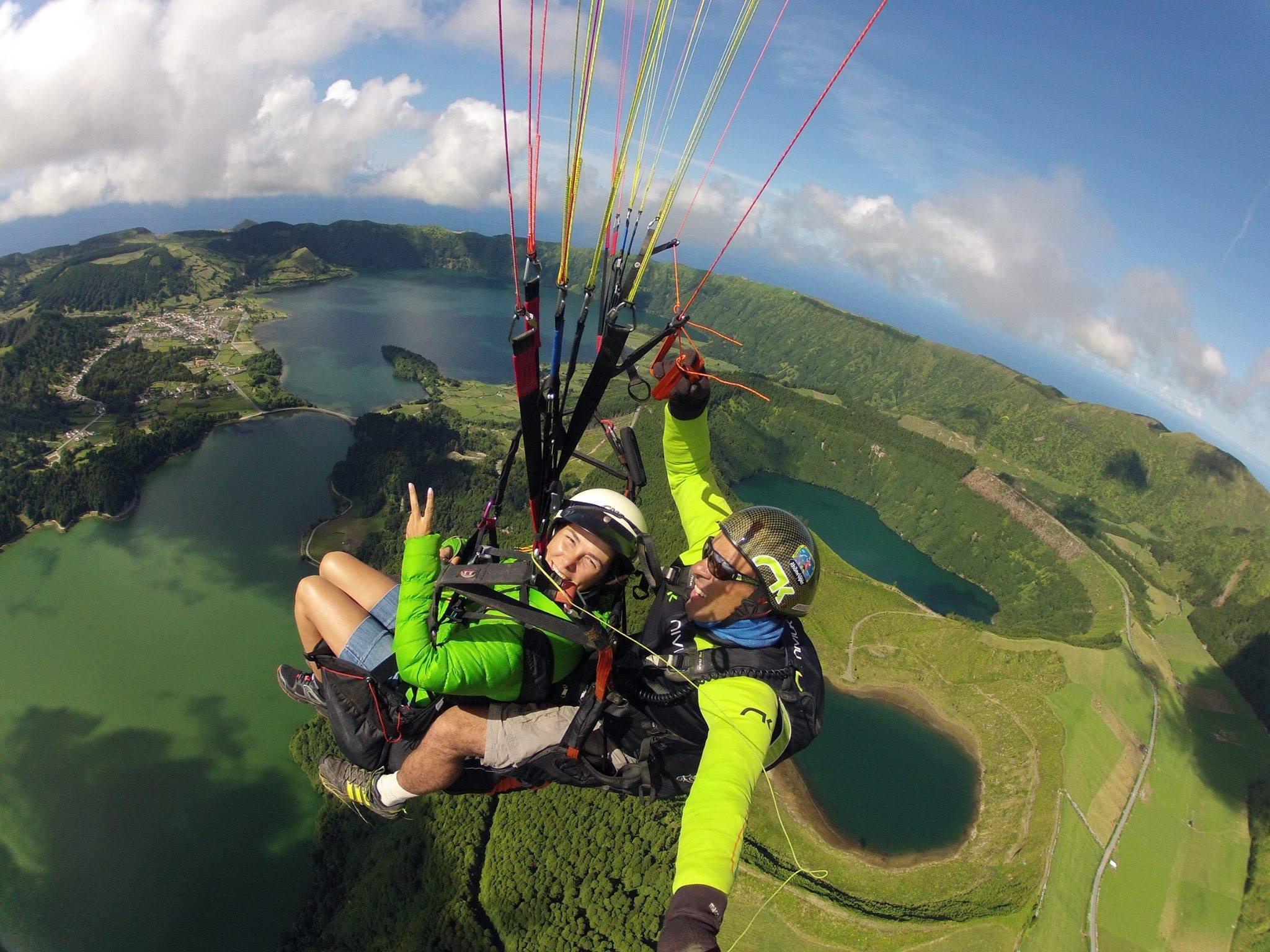 Festival de Parapente dos Açores 2021