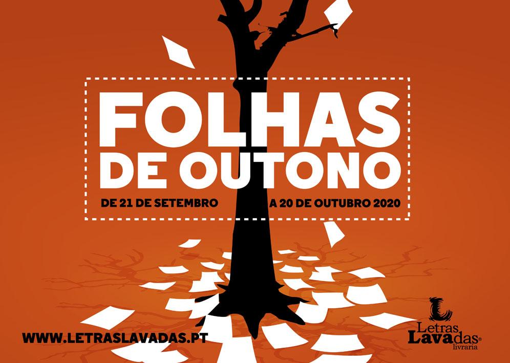 Folhas de Outono @ Letras Lavadas