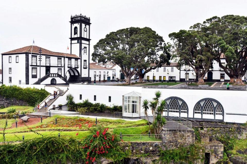 Explorar Ribeira Grande – Centro histórico