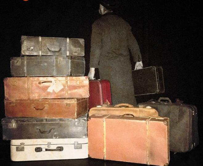 O Sonho de Voltar, pelo Grupo de Teatro A Jangada