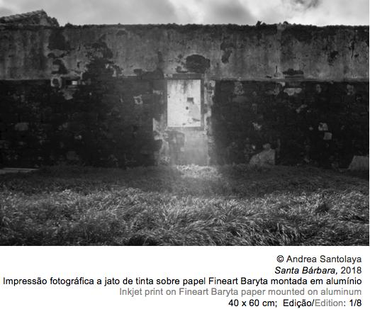 Exposição Isolado de Andrea Santolaya