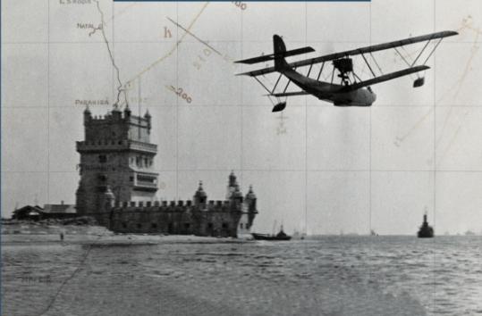 """Exposição """"100 anos da Aviação Naval"""""""