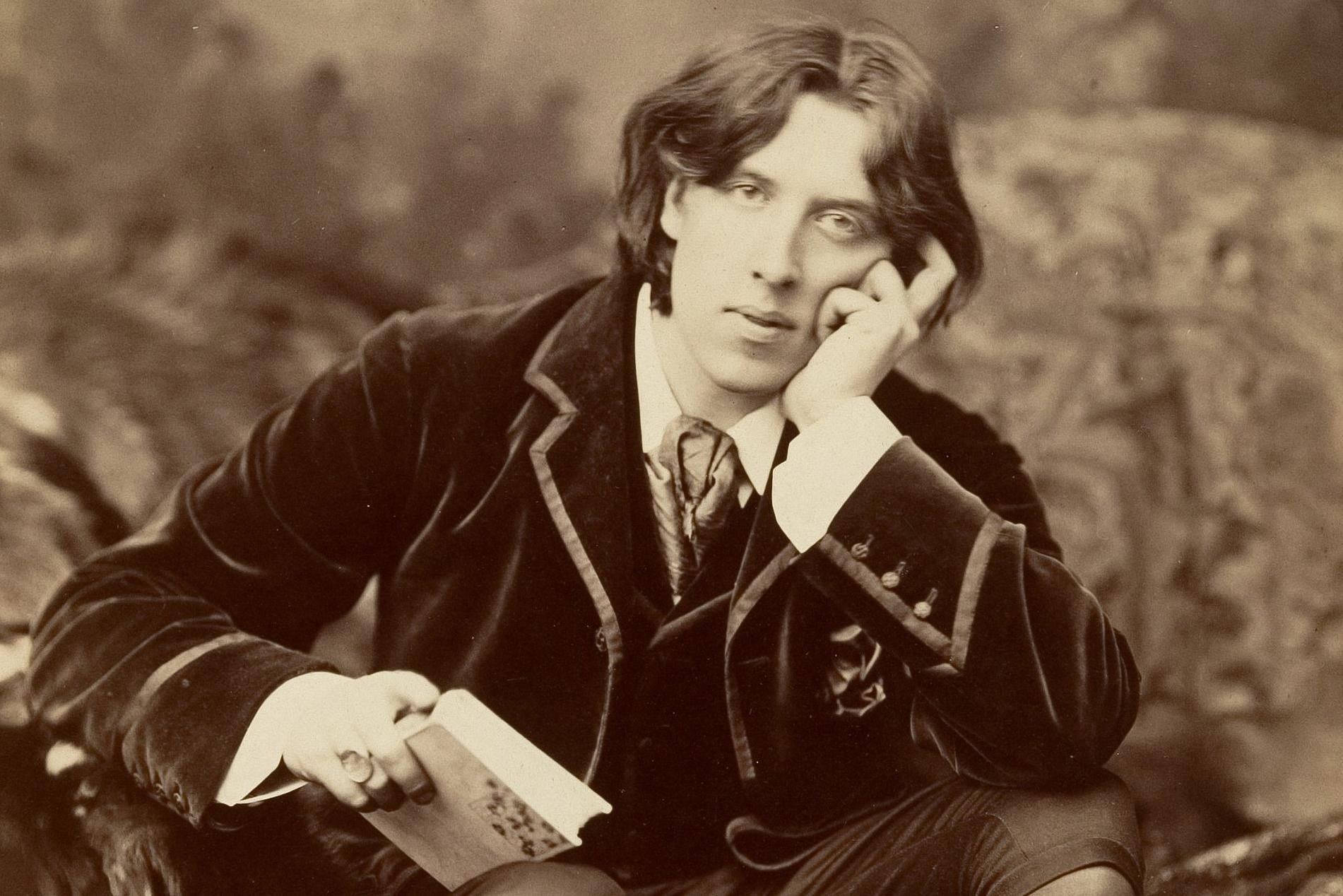 Oscar Wilde – Chá com Livros