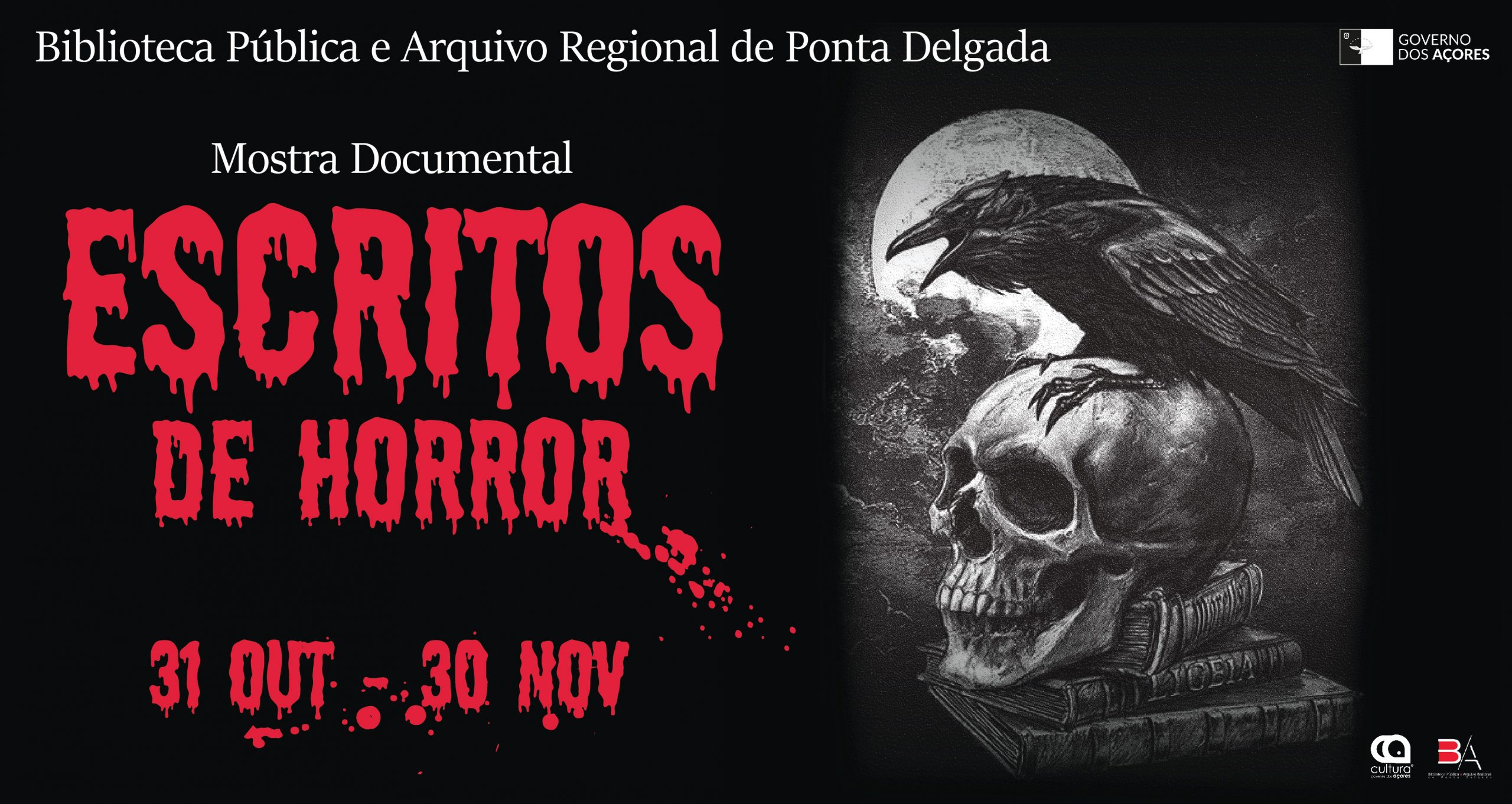 Escritos de Horror – Mostra Documental