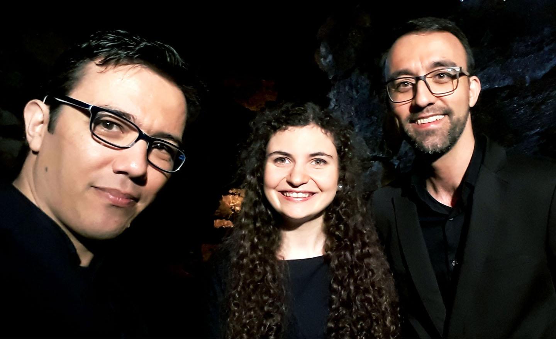 """Trio Origens – Lançamento CD """"Sons no Tempo"""""""