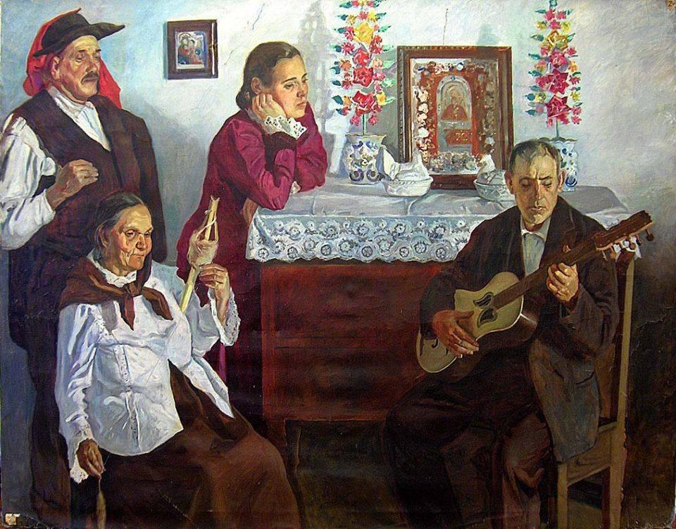 Concerto de Natal com viola da terra e poesia
