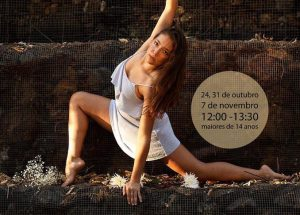 Workshop Jazz Dance com Mayan Koren