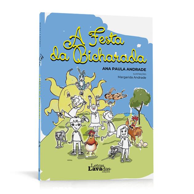 Lançamento do livro A Festa da Bicharada, de Ana Paula Andrade