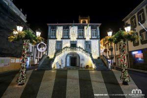Decorações de Rua e Iluminação de Natal nos Açores 2020