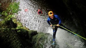 PN Faial – Canyoning no Parque