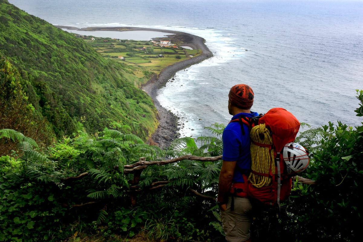 As 13 Zonas Húmidas dos Açores_Fajã da Caldeira de Santo Cristo