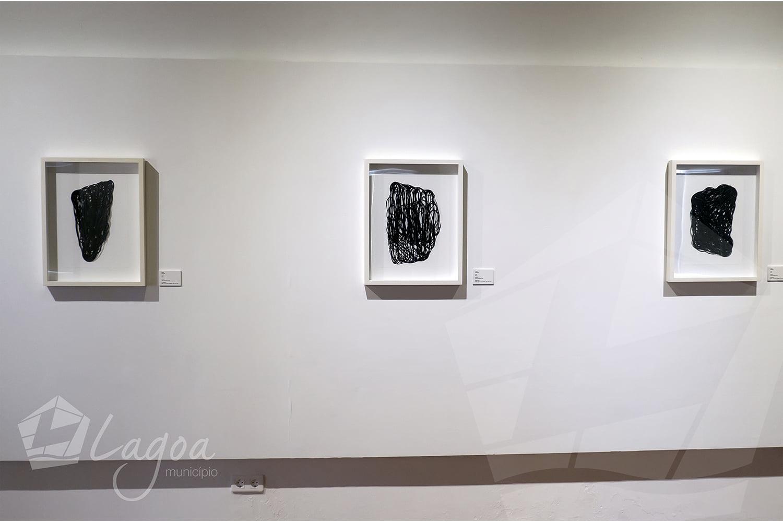 Exposição de Catarina Branco no Convento de Santo António