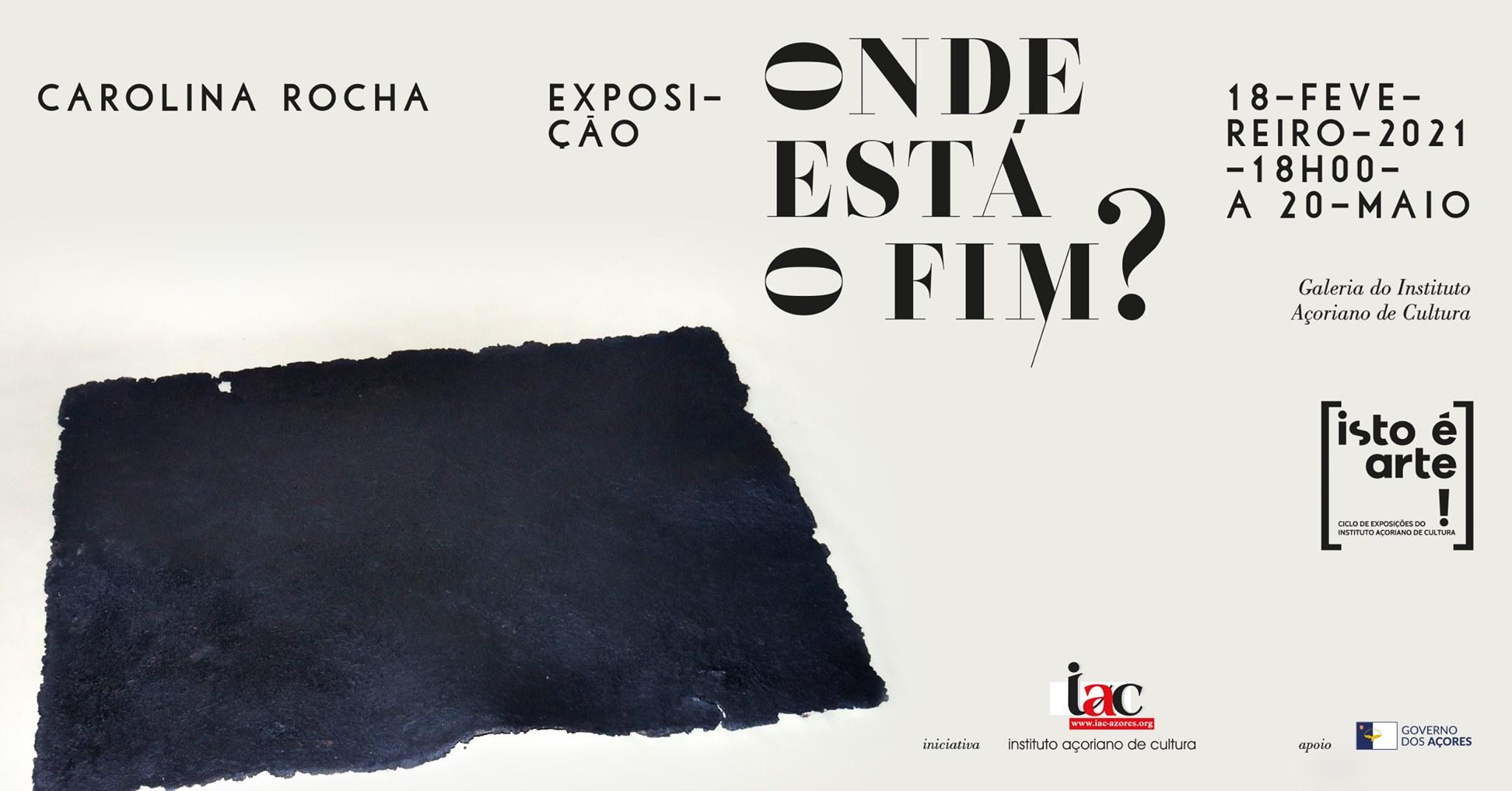 Onde está o fim? de Carolina Rocha