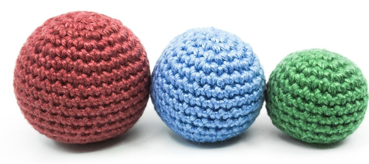Workshop de Amigurumi – Bola