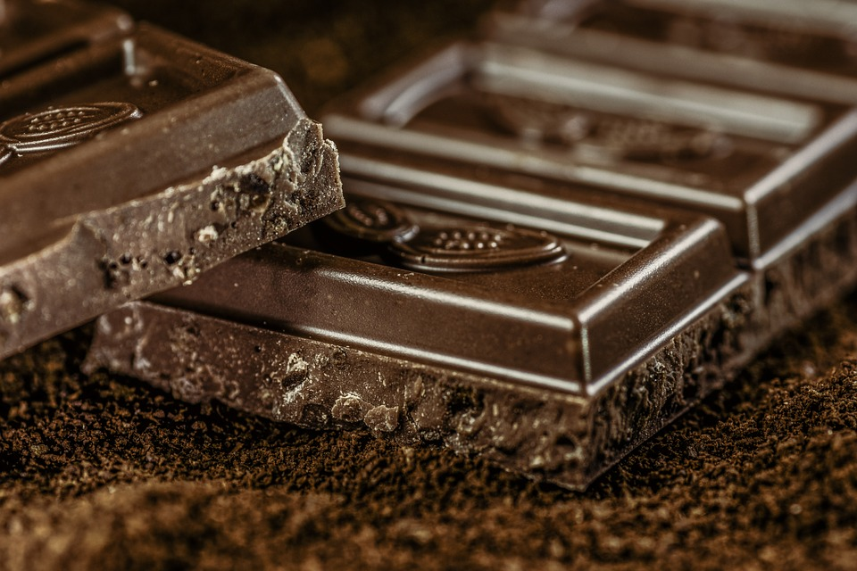 Oficina de Chocolate