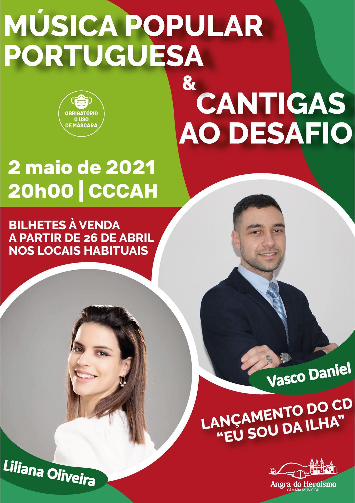 Música Popular Portuguesa e Cantigas ao Desafio