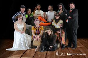 Teatro: Quem Quer Casar com a Albertina