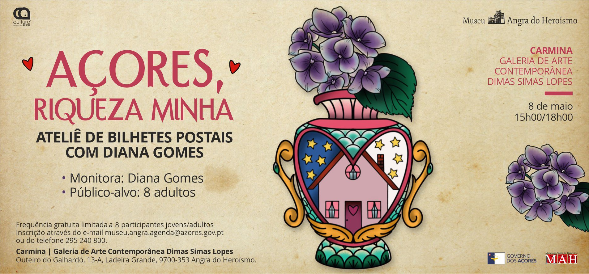 Read more about the article Museu Oficina – Açores, Riqueza Minha ❦